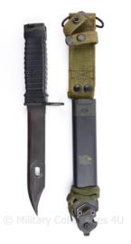 Bundeswehr Carl Eickhorn KCB-77 M1 0 bajonet met zwarte handgreep - 34 cm - origineel