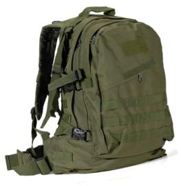 Nederlands leger model Daypack Grabbag Day Pack  LMB GREEN 35 liter - MOLLE - nieuw gemaakt