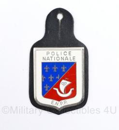 Franse Police Nationale ENPP borsthanger - 8,5 x 4,5 cm - origineel