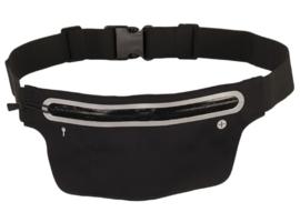 Belt Pouch Lycra waterdicht - zwart