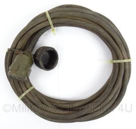 Leger Draka Flex 5338 kabel/verlengsnoer voor radio en ontvanger sets - origineel