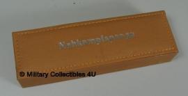 Nahkampfspange - LDO medaille case