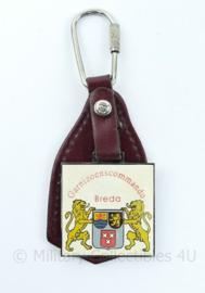 Borsthanger Garnizoenscommando Breda - 11,5 x 4,5 cm - origineel