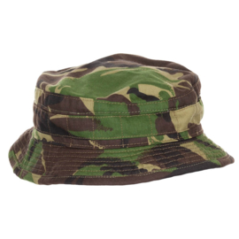 Combat Boonie Hat Tropical Woodland DPM Bush Hat, British Army Issue - 54 tm. 61 cm. - origineel