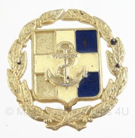 Griekse Marine pet insigne - Origineel