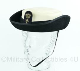 Koninklijke Marine dames hoed - maat 56 - Origineel