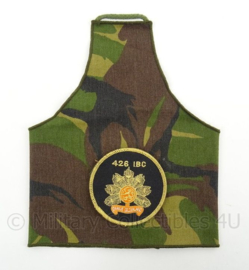KL Landmacht armband 426 IBC Regiment Oranje Gelderland - woodland - origineel