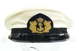 KM Koninklijke Marine officiers pet - maat 55 - origineel