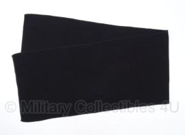 KLU Luchtmacht sjaal wol gebreid zwart - NIEUW in verpakking - origineel