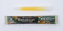 Breaklights Chemlight - origineel leger - 12 uur - Yellow