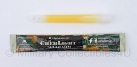 Breaklights Chemlight Snaplight - origineel leger - Yellow - HI Power 30 min