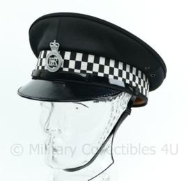 Britse politie heren platte pet met insigne - West Midlands Police -  maat 59 - origineel