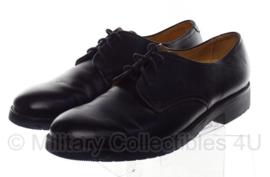 KL DT nette schoenen Van Lier, rubberen zool - licht gebruikt - maat 41 tm. 47,5 - origineel