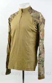 Nederlands leger NFM Garm Combat Shirt  FR  multicamo ubac  - maat L -  origineel