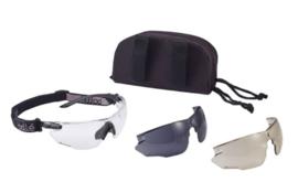 Bolle Tactical Combat Kit Schietbril BLACK - nieuw gemaakt!