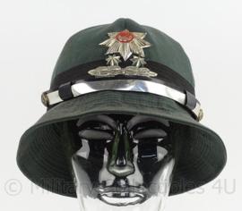 Turkse Politie? dames hoed - hogere rang - maat 54 - origineel