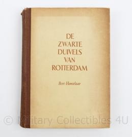 De zwarte duivels van Rotterdam Bert Honselaar  1948