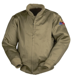 Tanker Jacket - groen khaki