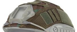 Helmovertrek voor MICH FAST helm multicam (zonder helm)