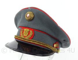Oostenrijkse platte pet/kepi Gendarmerie - maat 58 - origineel