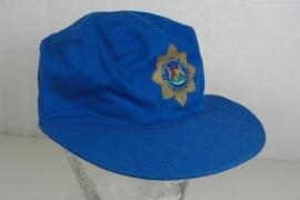 Zuid Afrikaanse politie cap - Art. 596 - origineel