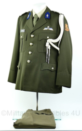 KMAR Marechaussee DT uniform set uit 1987 - maat 52K = Medium - origineel