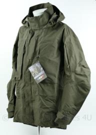 Carinthia TRG GTX Korps Mariniers Carinthia GoreTex waterproof regenjas KMarns groen - maat Large - NIEUW in verpakking - origineel