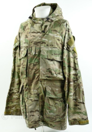 Britse SAS en US Army Multicam Smock - merk Level Peaks - maat Large - origineel