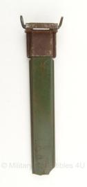 WO2 US Garand schede - gebroken - origineel