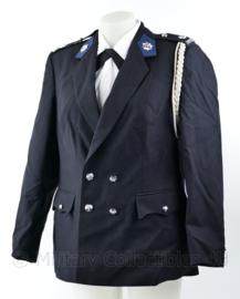 Korps Rijkspolitie Dames Ceremonieel Tenue met nestelkoord - maat 42 - Dirigerend Officier - gedragen - origineel