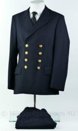 Koninklijke Marine daagsblauwe jasje en broek. maat 49 -nieuwstaat- Origineel