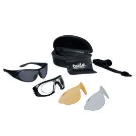 Warider Platinum Kit Bril set merk BOLLÉ - ideaal voor de schietsport