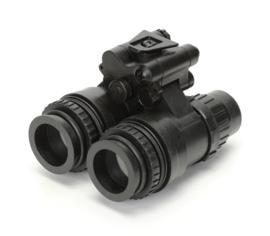 DUMMY PVS-15 Night Vision Device nachtkijker voor MICH FAST helm ZWART (zonder helm) voor Dovetail steun