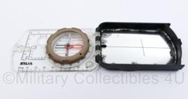 kompas Silva 16DCL-6400/360 kompas  1 2 3 system - 12 x 7 cm - origineel