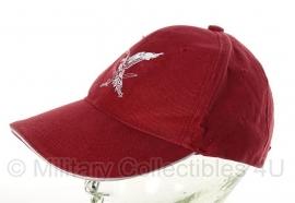 KL Nederlandse leger Luchtmobiele Brigade baseball cap - verstelbare maat - gedragen - origineel