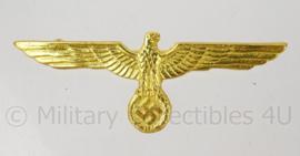 Borstadelaar goud metaal - zomer uniform