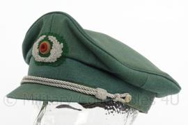 Bundeswehr BGS Bundes Grenz Schutz pet - vroeg model - maat 58 - origineel