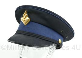 Nederlandse Politie pet - kinriem ontbreekt - maat 54 - origineel