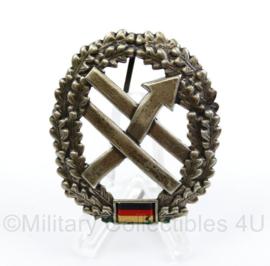 Bundeswehr baret embleem PSV - origineel