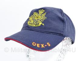 Korps Mariniers baseball cap OEX-S Officiers Ex Schipper - one size - origineel