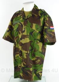 KL Overhemd GVT woodland - korte mouw - meerdere maten - origineel