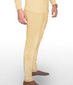 Lang ondergoed LOSSE broek winter - creme wit - origineel - maat Small - nieuw in de verpakking