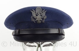USAF US Air Force pet - 1971 - officiers model  - maat 7 - origineel