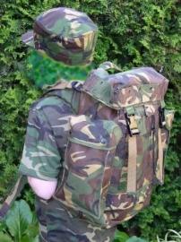 Rugzak Nederlandse leger Woodland camo - 35 liter  - origineel