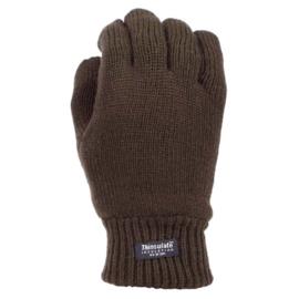 Handschoenen met warme Thinsulate voering - OD Olive Drab