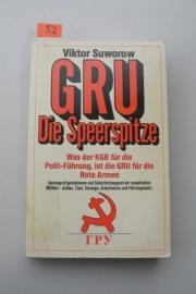 Boek GRU die Speerspitze der Rote Armee - Nr. 52