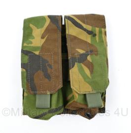 """Eagle Industries """"Double C7 Pouch Netherlands"""" - zeldzaam model in DPM - NIEUW - 20 x 17 x 3 cm - origineel"""