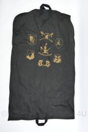 Defensie kledingtas Regiment Huzaren van Boreel -  origineel