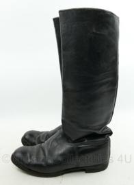 Vintage laarzen jaren 40 of 50 - maat 40 - origineel