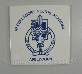 Tegel Politie Academie Apeldoorn - origineel